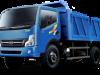 Cần bán xe tải ben 5 tấn - dưới 10 tấn đời 2015, trả góp đến 70%