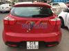Bán ô tô Kia Rio đời 2012, màu đỏ, nhập khẩu chính hãng xe gia đình, giá tốt