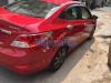 Xe Hyundai Accent đời 2012, màu đỏ, nhập khẩu chính hãng chính chủ, 499 triệu