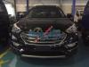 Bán Hyundai Santa Fe đời 2016, màu đen, nhập khẩu nguyên chiếc