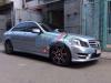 Bán Mercedes-Benz C300 AMG đời 2014, màu bạc, nhập khẩu chính hãng