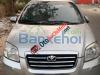 Cần bán gấp Daewoo Gentra đời 2009, màu bạc, xe nhập xe gia đình, giá tốt