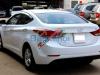 Bán Hyundai Elantra GLS 1.6MT năm 2014, màu trắng, xe nhập số sàn giá cạnh tranh