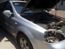 Cần bán xe Daewoo Lacetti EX đời 2004, màu bạc chính chủ