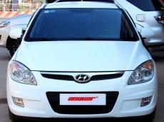 Bán Hyundai i30 1.6AT sản xuất 2009, màu trắng, xe nhập, giá 452tr