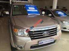 Cần bán Ford Everest 4x2MT đời 2011, nhập khẩu nguyên chiếc, giá tốt