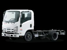 Bán ô tô Isuzu NLR NLR55E (4X2) 2016, màu bạc, 517 triệu