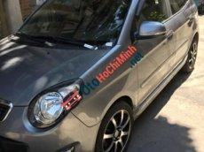 Cần bán xe Kia Morning Sport sản xuất 2011, màu bạc, nhập khẩu chính hãng còn mới, giá tốt