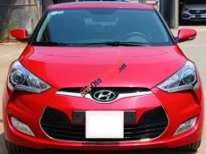 Cần bán Hyundai Veloster GDI 1.6AT đời 2011, màu đỏ, 612 triệu