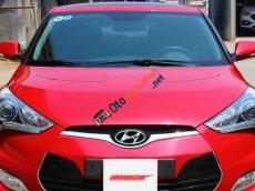 Cần bán xe Hyundai Veloster GDI 1.6AT đời 2014, màu đỏ, nhập khẩu nguyên chiếc, giá 612tr