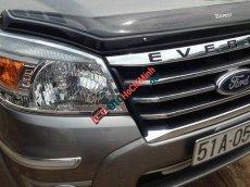 Bán Ford Everest sản xuất 2011, màu bạc, 650 triệu