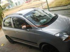 Cần bán lại xe Chevrolet Spark LT năm 2010, màu bạc, nhập khẩu nguyên chiếc, số sàn