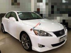 Cần bán lại xe Lexus IS 250 đời 2008, màu trắng, xe nhập còn mới