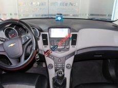 Cần bán gấp Chevrolet Cruze 1.6 LS 2015, màu bạc, giá tốt