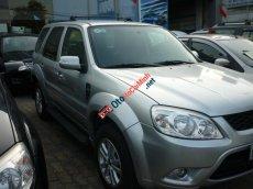 Cần bán lại xe Ford Escape 2.3 XLS đời 2011, màu bạc