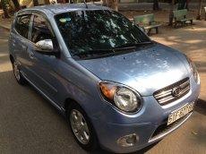 Bán Kia Morning (SX) số tự động sản xuất 2008, màu xanh, sơn zin 98%