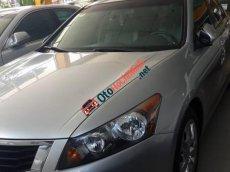 Cần bán xe Honda Accord 2.4 sản xuất 2007, màu bạc, nhập khẩu Nhật Bản