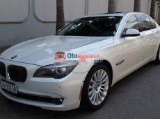 Cần bán lại xe BMW 7 50Li đời 2009, màu trắng, xe nhập