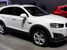 Cần bán xe Chevrolet Captiva LTZ mới màu trắng khuyến mãi lớn bằng tiền mặt