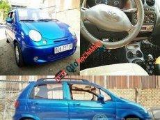 Cần bán lại xe Daewoo Matiz MT đời 2008 đã đi 5000 km, giá chỉ 125 triệu