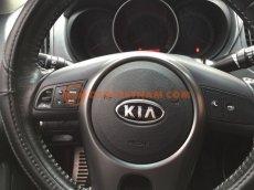 Xe Kia Forte SLI đời 2009, màu đen, nhập khẩu chính hãng giá cạnh tranh