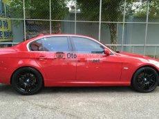 Cần bán xe BMW 3 320i đời 2009, màu đỏ, nhập khẩu, số tự động