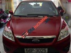 Cần bán Ford Focus 1.8 đời 2010, màu đỏ số tự động