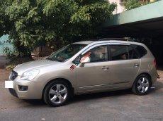 Bán xe Kia Carens 2.0 SX 2010 màu vàng