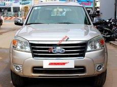 Cần bán xe Ford Everest 2.5MT đời 2011, màu vàng, BSTP