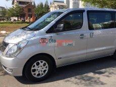 Cần bán lại xe Hyundai H-1 Starex đời 2008, màu bạc, nhập khẩu Hàn Quốc, giá ưu đãi