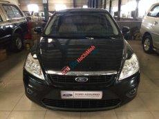 Cần bán lại xe Ford Focus 1.8 MT đời 2011, màu đen