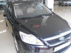 Bán xe Ford Focus 1.8 MT đời 2011, màu đen, giá tốt