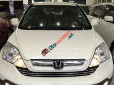 Cần bán gấp Honda CR V 2.4 đời 2008, màu trắng số tự động, 685 triệu