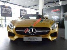 Cần bán xe Mercedes AMG GT  AT đời 2016, màu vàng