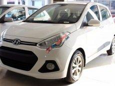 Bán xe Hyundai i10 1.2AT đời 2015, màu trắng, giá bán 464 triệu