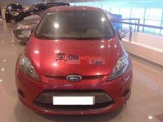 Xe Ford Fiesta Trend đời 2013, màu đỏ, số tự động giá cạnh tranh