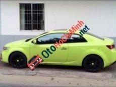 Cần bán xe Kia Forte Koup 2011 chính chủ