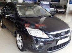 Cần bán lại xe Ford Focus 1.8MT đời 2011, màu đen, số sàn, 500 triệu