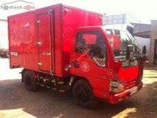 Bán Isuzu NLR 1.9 tấn năm 2006, màu đỏ, xe nhập ít sử dụng, giá 280tr