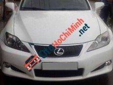 Cần bán Lexus IS250 C đời 2009, màu trắng