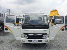 Bán xe tải Veam VT158 thùng kín, cabin đôi, đời 2016, màu trắng