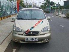 Cần bán gấp Chevrolet Vivant 2.0 đời 2008 số sàn
