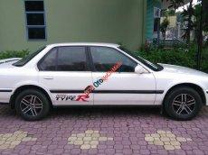 Bán xe Honda Accord LX đời 1992, màu trắng Camay