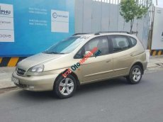 Bán Chevrolet Vivant 2.0 đời 2008, màu vàng số sàn