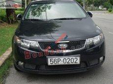 Cần bán lại xe Kia Forte SLI đời 2009, màu đen, xe nhập