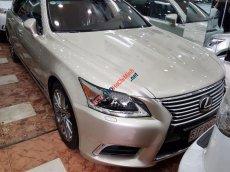 Bán Lexus LS 460L 2015, màu bạc, nhập khẩu