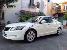 Bán ô tô Honda Accord 2.4 đời 2007, màu trắng, nhập khẩu nguyên con
