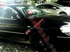 Cần bán xe cũ Ford Mondeo 2.5 V6 sản xuất 2004, màu đen, giá chỉ 255 triệu