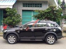 Bán xe cũ Chevrolet Captiva LTZ đời 2011, màu đen, giá chỉ 545 triệu