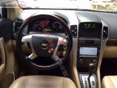 Bán xe cũ Chevrolet Captiva LTZ đời 2011, màu đen số tự động